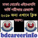 HSC Admission Result Dhaka Board 2018