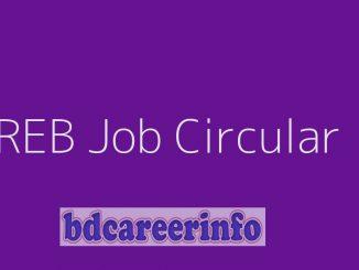 REB Job Circular 2019