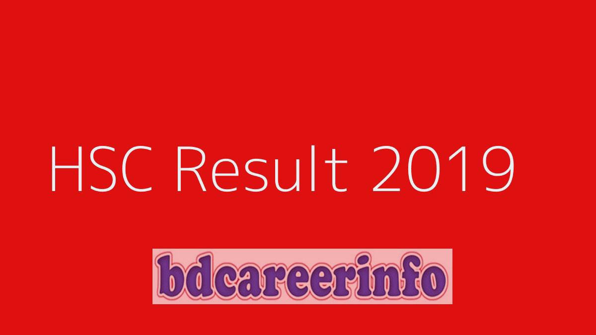 HSC Result 2019